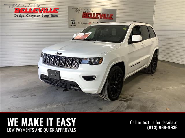 2020 Jeep Grand Cherokee Laredo (Stk: R0080) in Belleville - Image 1 of 16