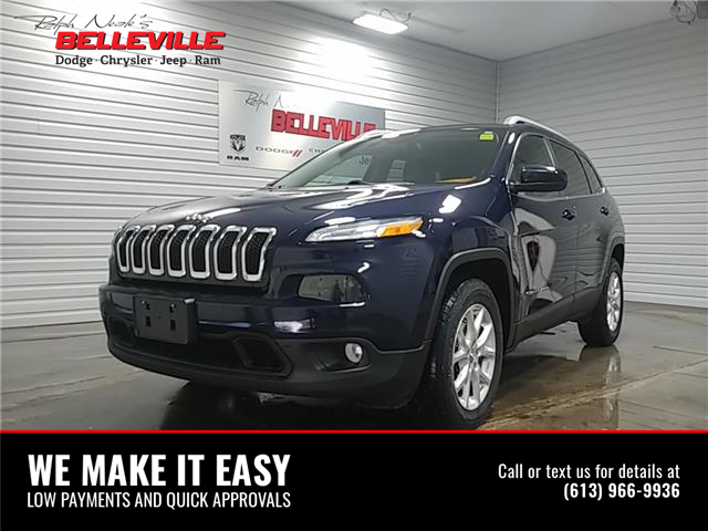 2016 Jeep Cherokee North (Stk: 0316A) in Belleville - Image 1 of 11