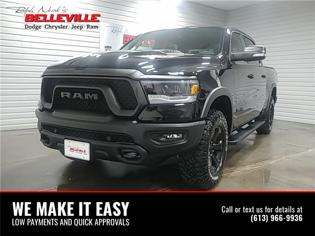 2020 RAM 1500 Rebel (Stk: 0309P) in Belleville - Image 1 of 11