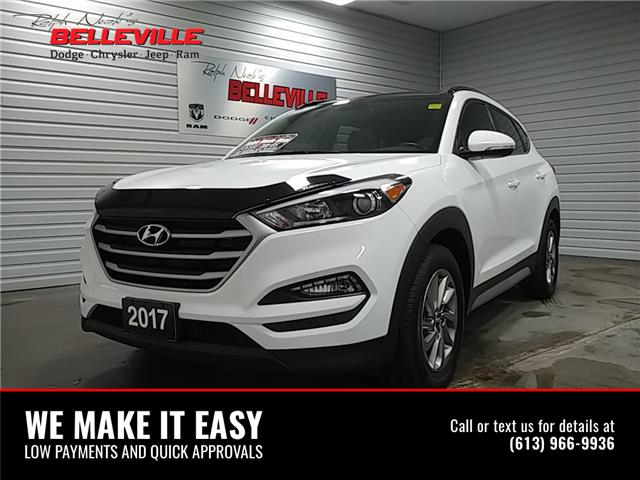 2017 Hyundai Tucson Luxury (Stk: 0258A) in Belleville - Image 1 of 11