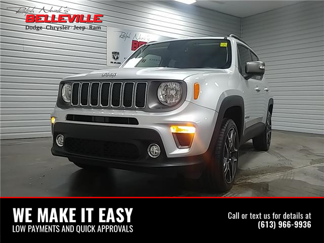 2019 Jeep Renegade Limited (Stk: R1224) in Belleville - Image 1 of 12