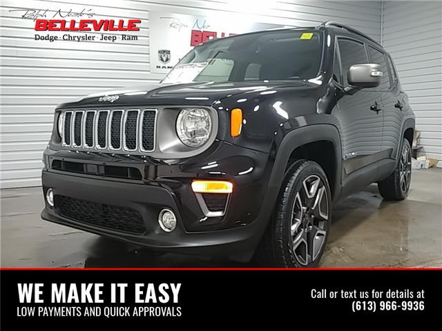2019 Jeep Renegade Limited (Stk: R1226) in Belleville - Image 1 of 11