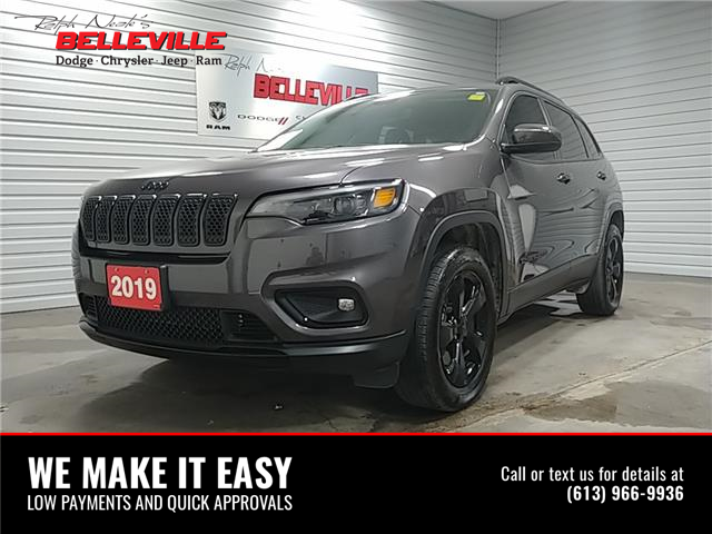 2019 Jeep Cherokee North (Stk: 0331a) in Belleville - Image 1 of 10