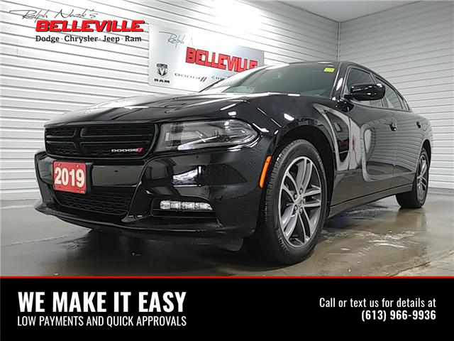 2019 Dodge Charger SXT (Stk: R1231) in Belleville - Image 1 of 13