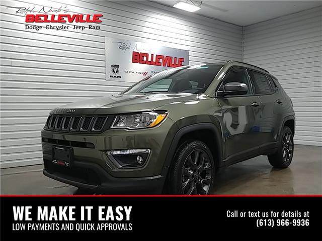 2021 Jeep Compass North (Stk: 1018) in Belleville - Image 1 of 11