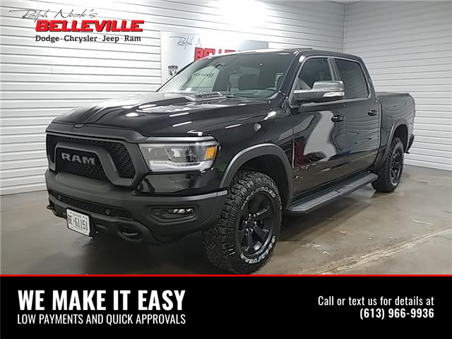 2021 RAM 1500 Rebel (Stk: 1003D) in Belleville - Image 1 of 9