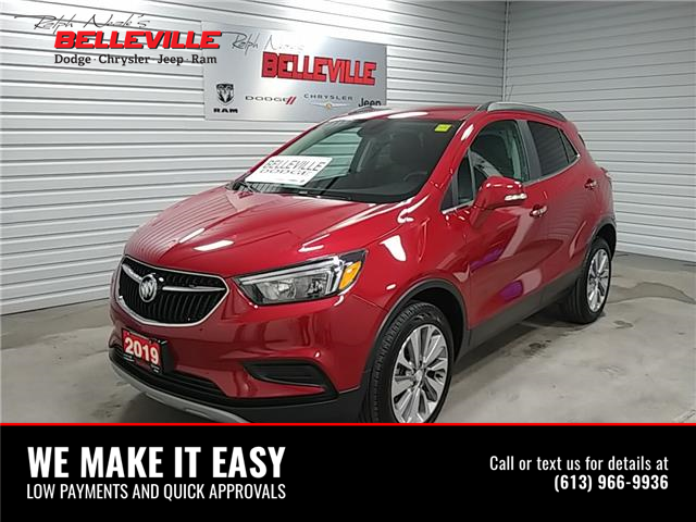2019 Buick Encore Preferred (Stk: 0034A) in Belleville - Image 1 of 10