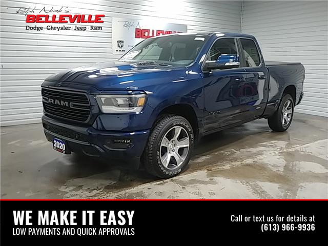 2020 RAM 1500 Sport/Rebel (Stk: 0029D) in Belleville - Image 1 of 10