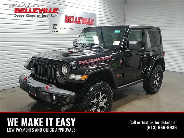 2021 Jeep Wrangler Rubicon (Stk: 1032) in Belleville - Image 1 of 9