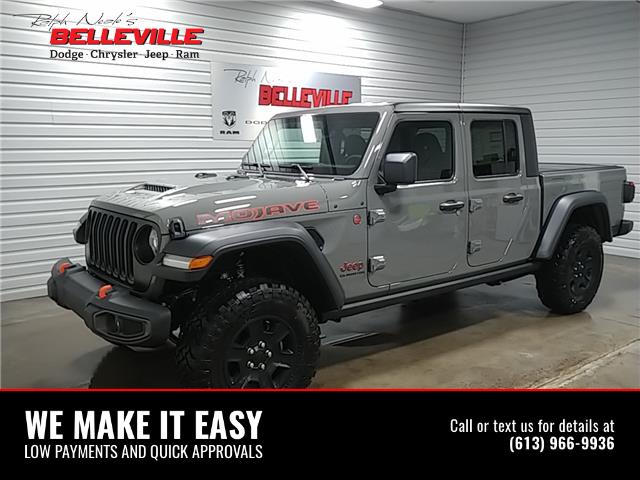 2021 Jeep Gladiator Mojave (Stk: 1027) in Belleville - Image 1 of 9