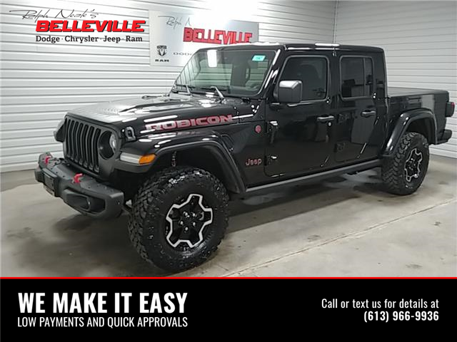 2021 Jeep Gladiator Rubicon (Stk: 1047) in Belleville - Image 1 of 10