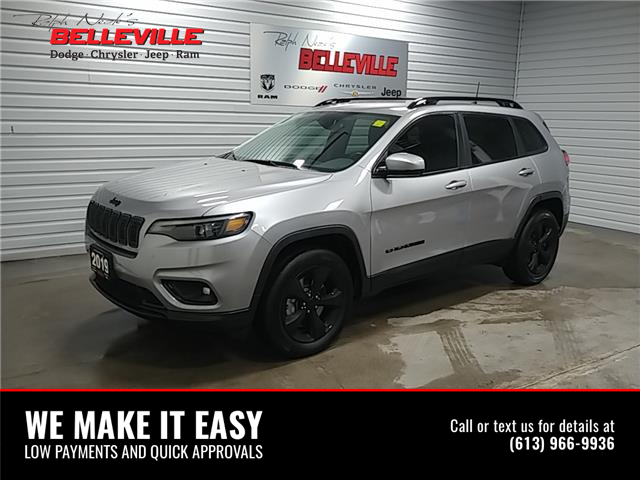 2019 Jeep Cherokee North (Stk: 0151a) in Belleville - Image 1 of 11