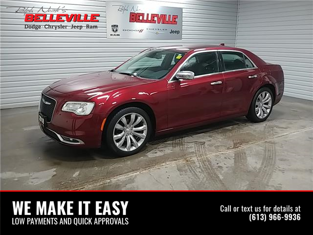 2018 Chrysler 300 Limited (Stk: 1050A) in Belleville - Image 1 of 11