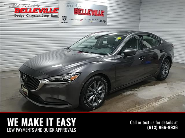 2018 Mazda MAZDA6 GS-L w/Turbo (Stk: 2260pa) in Belleville - Image 1 of 12
