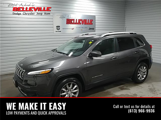 2018 Jeep Cherokee Limited (Stk: 2273P) in Belleville - Image 1 of 12