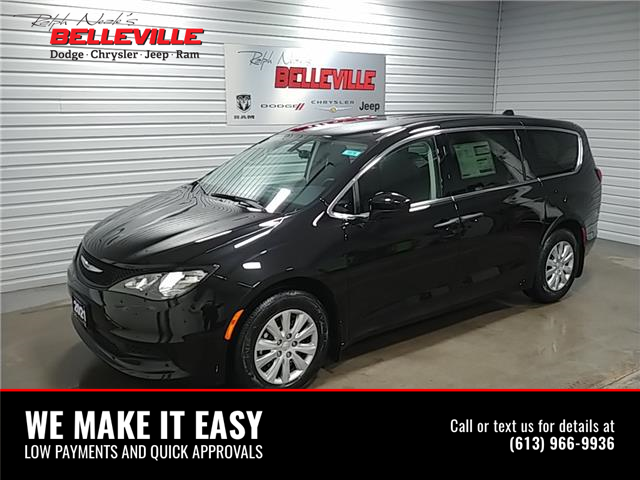 2021 Chrysler Grand Caravan SE (Stk: 1076) in Belleville - Image 1 of 11
