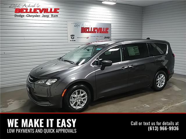 2021 Chrysler Grand Caravan SXT (Stk: 1075) in Belleville - Image 1 of 11