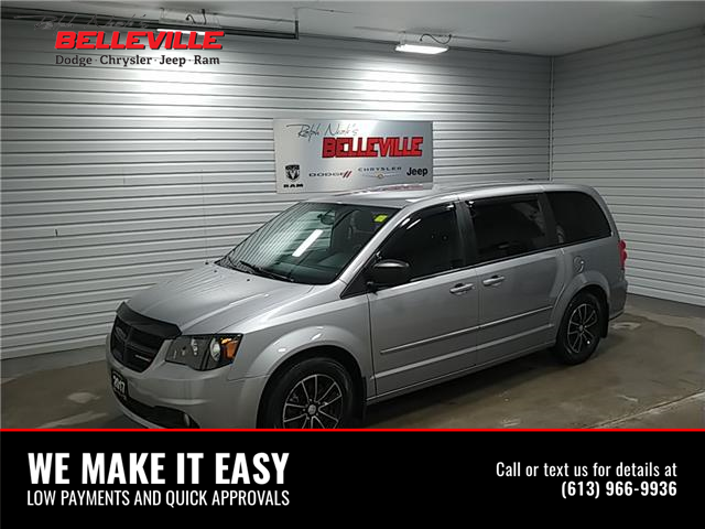 2017 Dodge Grand Caravan CVP/SXT (Stk: R1239A) in Belleville - Image 1 of 11