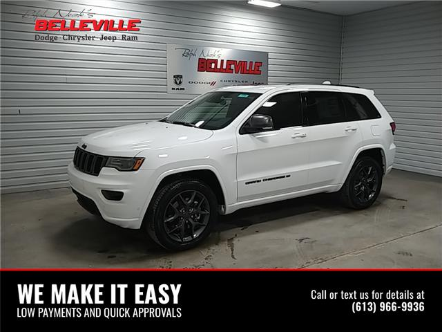 2021 Jeep Grand Cherokee Limited (Stk: 1098) in Belleville - Image 1 of 11