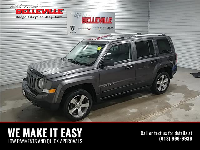 2016 Jeep Patriot Sport/North (Stk: 1074b) in Belleville - Image 1 of 11