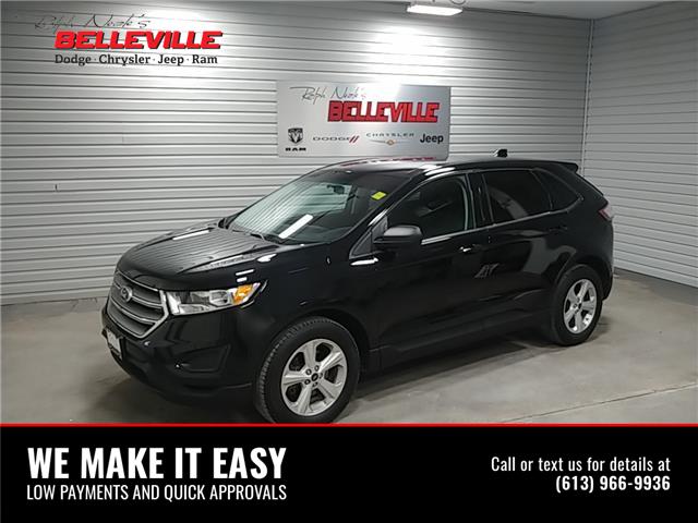 2016 Ford Edge SE (Stk: 1096A) in Belleville - Image 1 of 11