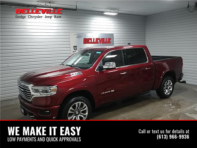 2021 RAM 1500 Limited Longhorn (Stk: 1123) in Belleville - Image 1 of 14
