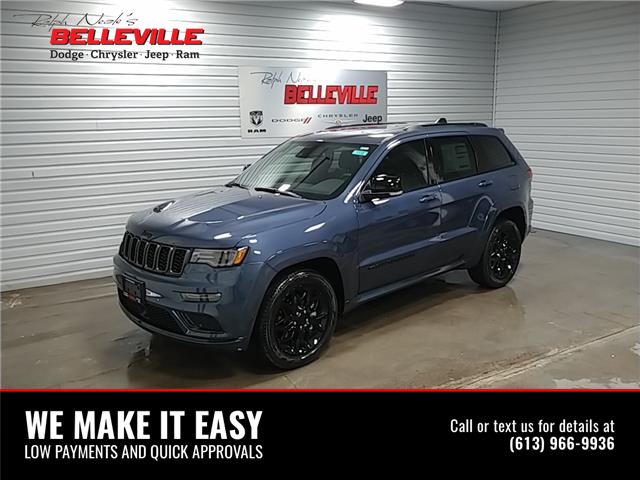 2021 Jeep Grand Cherokee Limited (Stk: 1138) in Belleville - Image 1 of 11