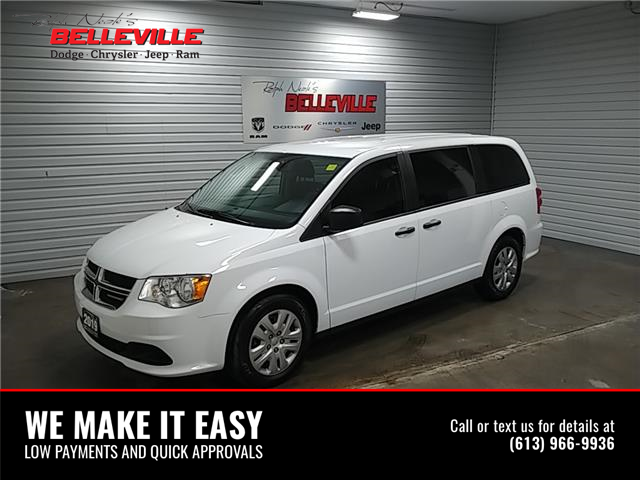 2019 Dodge Grand Caravan CVP/SXT (Stk: 2286P) in Belleville - Image 1 of 11