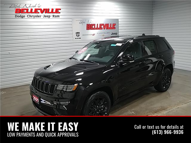 2021 Jeep Grand Cherokee Limited (Stk: 1137) in Belleville - Image 1 of 11
