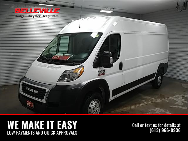 2019 RAM ProMaster 3500 High Roof (Stk: r1248) in Belleville - Image 1 of 11