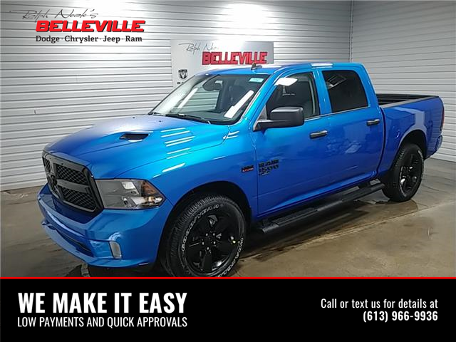 2021 RAM 1500 Classic Tradesman (Stk: 1147) in Belleville - Image 1 of 11