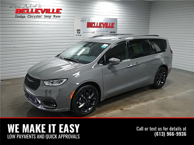 2021 Chrysler Pacifica Touring-L (Stk: 1165) in Belleville - Image 1 of 48