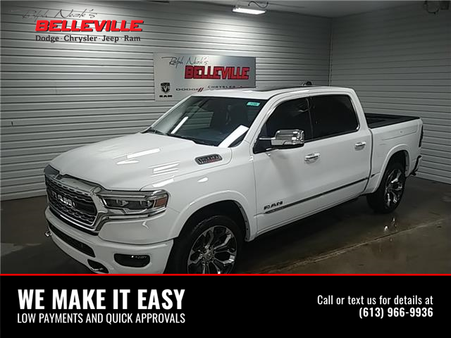 2021 RAM 1500 Limited (Stk: 1158) in Belleville - Image 1 of 28