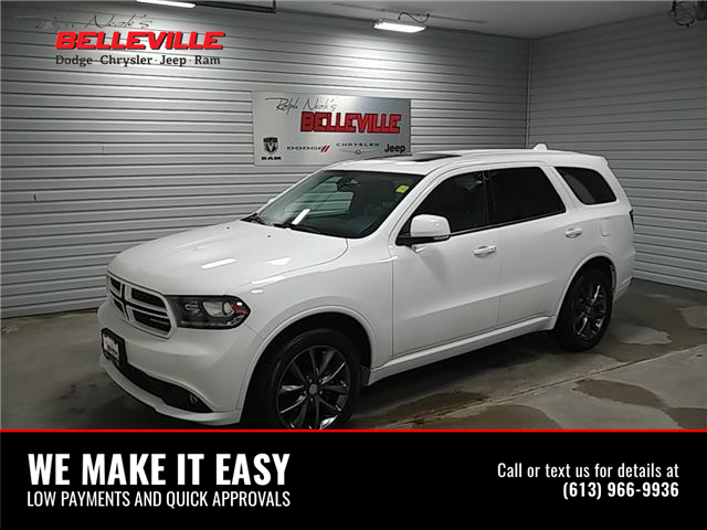 2018 Dodge Durango GT (Stk: 1135A) in Belleville - Image 1 of 11