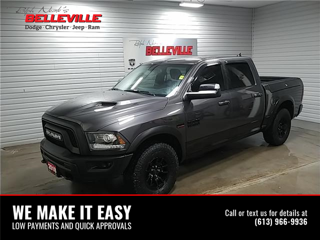 2018 RAM 1500 Rebel (Stk: 2289PA) in Belleville - Image 1 of 13