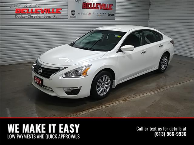 2015 Nissan Altima 2.5 S (Stk: 1034B) in Belleville - Image 1 of 11