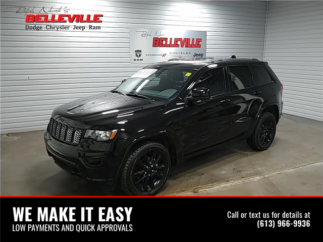 2018 Jeep Grand Cherokee Laredo (Stk: 2294p) in Belleville - Image 1 of 12