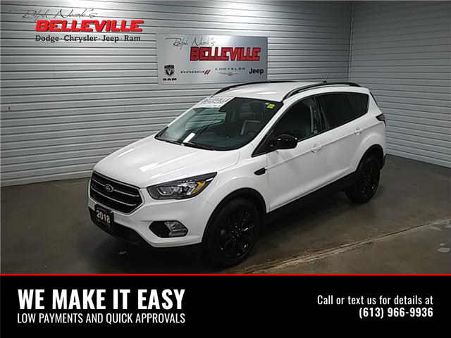 2018 Ford Escape SE (Stk: 1169A) in Belleville - Image 1 of 11