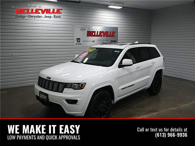 2021 Jeep Grand Cherokee Laredo (Stk: 1186) in Belleville - Image 1 of 10
