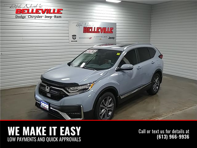 2020 Honda CR-V Touring (Stk: R0271A) in Belleville - Image 1 of 11