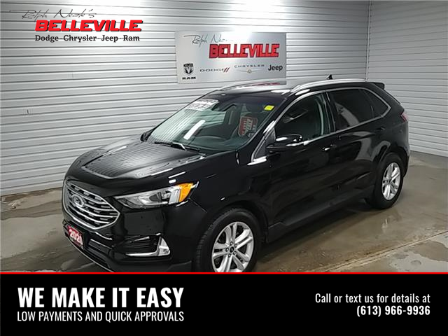 2019 Ford Edge SEL (Stk: 1017B) in Belleville - Image 1 of 11