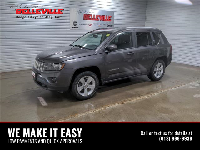 2016 Jeep Compass Sport/North (Stk: 1109B) in Belleville - Image 1 of 10