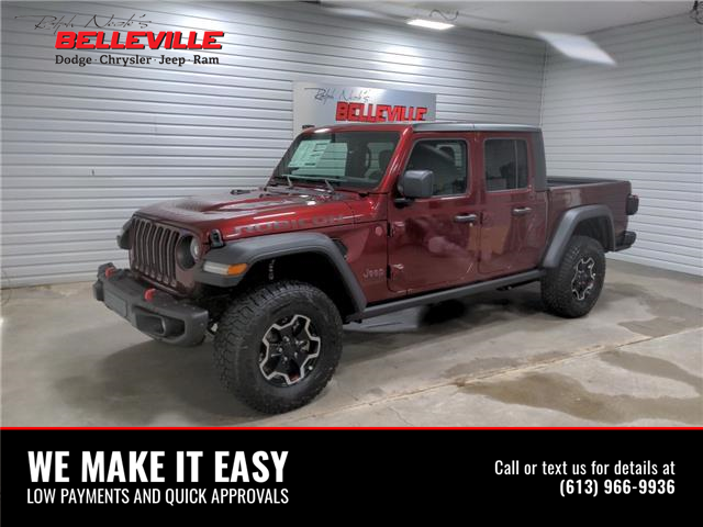 2021 Jeep Gladiator Rubicon (Stk: 1248) in Belleville - Image 1 of 9