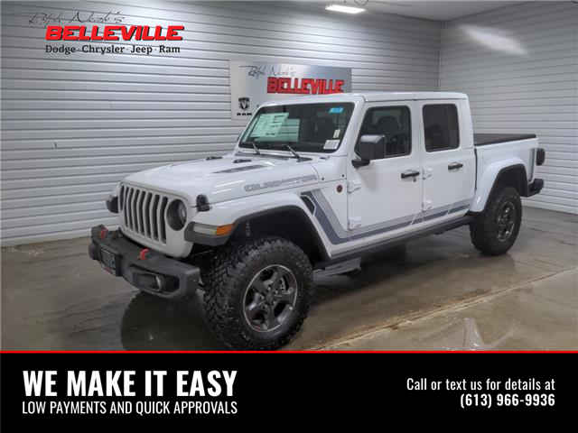 2021 Jeep Gladiator Rubicon (Stk: 1274) in Belleville - Image 1 of 11