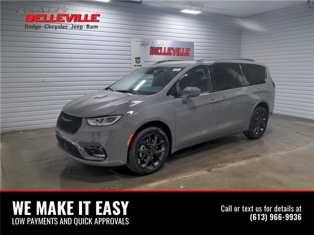 2021 Chrysler Pacifica Touring L Plus (Stk: 1295) in Belleville - Image 1 of 12