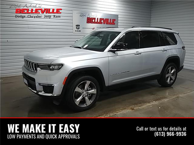 2021 Jeep Grand Cherokee L Limited (Stk: 1270D) in Belleville - Image 1 of 12