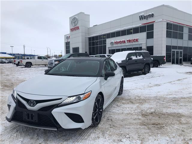 2020 Toyota Camry XSE (Stk: 22084) in Thunder Bay - Image 1 of 21