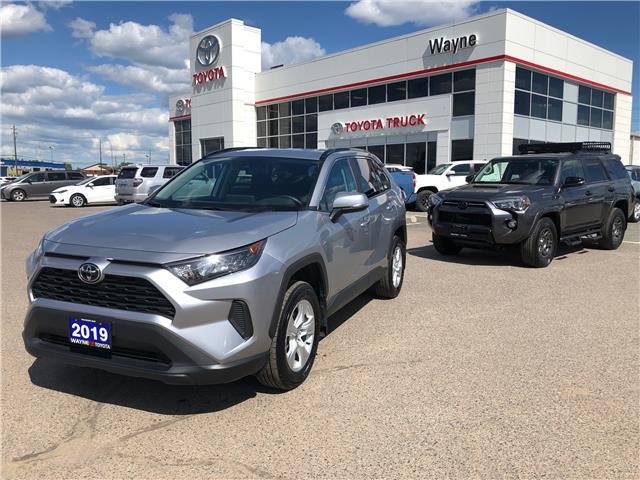 2019 Toyota RAV4 LE (Stk: 11126) in Thunder Bay - Image 1 of 29