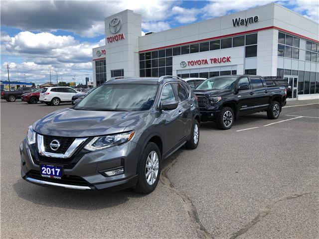 2017 Nissan Rogue SV (Stk: 22318-1) in Thunder Bay - Image 1 of 27