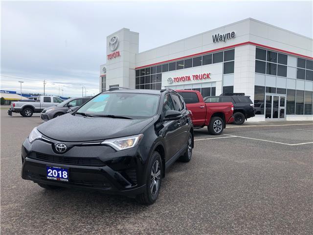 2018 Toyota RAV4 LE (Stk: 11150) in Thunder Bay - Image 1 of 25